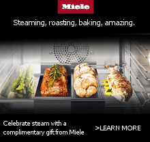 Miele Combination-Steam Oven