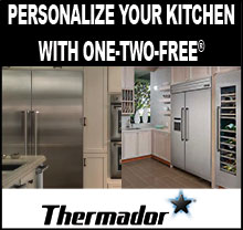 Personalize Your Kitchen With One-Two-Free